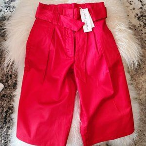 NEW Janie & Jack Red wide pants